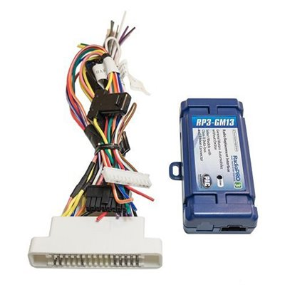 PAC Select GM Radio Replacement Interface with OnStar®