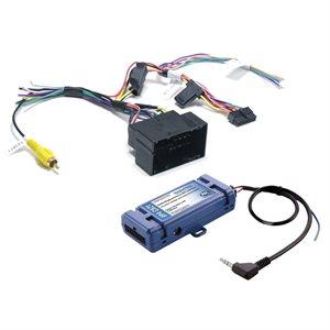 PAC 2014–15 Dodge / Jeep RadioPro4 Radio Replacement Interface