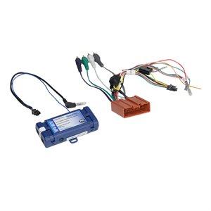 PAC RadioPro Radio Replacement Interface w / SWC Retention / Nav