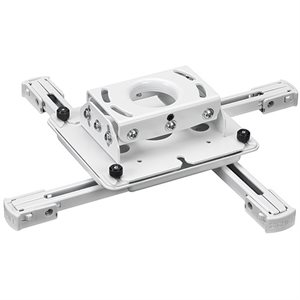 Chief Universal Projector Mount w /  2nd Generation Interface Technolog(White)