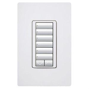 Lutron RadioRA2 Master Keypad (white)
