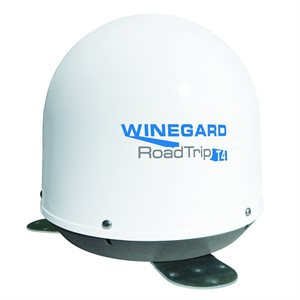 Winegard Roadtrip T4 Satellite Antenna (white)
