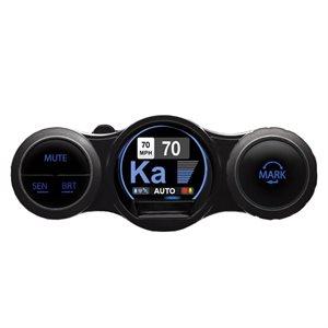Cobra Road Scout Radar Detector / Dash Cam Driver Alert System
