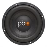"PowerBass 10"" 4 Ohm DVC Subwoofer (single)"