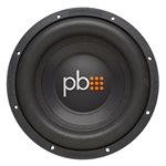 "PowerBass 10"" 4 Ohm SVC Subwoofer (single)"