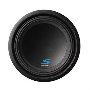 """Alpine 10"""" Subwoofer S-series w / Dual 2-Ohm Voice Coils"""