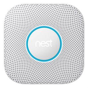 Nest Protect Pro Battery Smoke / Carbon Monoxide Detect - 5yr