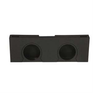 "SPL Boxes 2007-2013 GM / Chevy Crew Cab  2hole 12"" Vented Ported Upfire Finished w / Bed Liner"
