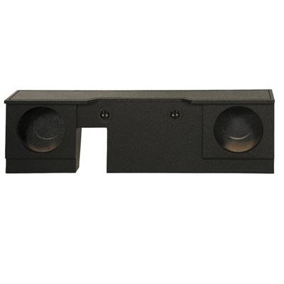 "SPL Boxes 2004-2008 F150 Super Crew / Xca 2hole 10"" Sealed Ford  Downfire Finished w / Bed Liner"