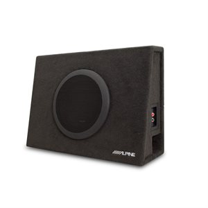 "Alpine 10"" Truck Enclosure w / 10"" Subwoofer"
