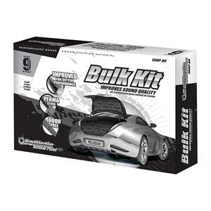 "Ballistic 9-Piece 18""x32"" Hollow Point Universal Bulk Kit"