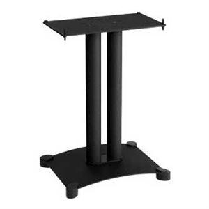 "Sanus Steel Series 22"" Center Channel Speaker Stand (black)"