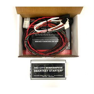 MID CITY 06-'11 ML / 06-'12 GL / R SmartKey Starter
