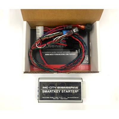 MID CITY 03-'07 C-Class / 04-'09 CLK / 06-'11 CLS SmartKey Start