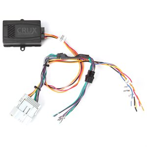 Crux GM Class II Bose Amplified Radio Interface with Chime