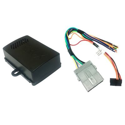 CRUX SOCGM-17C Crux Radio Replacement Interface with Chime for GM Class II BO...