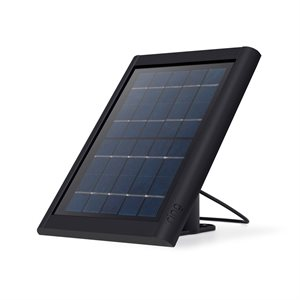 RING Solar Panel (Super-6W) - Black - US English