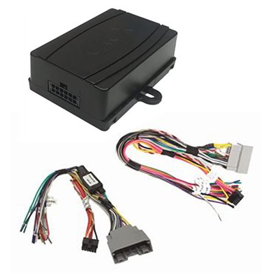 Crux Chrysler / Dodge / Jeep Radio Replacement Interface