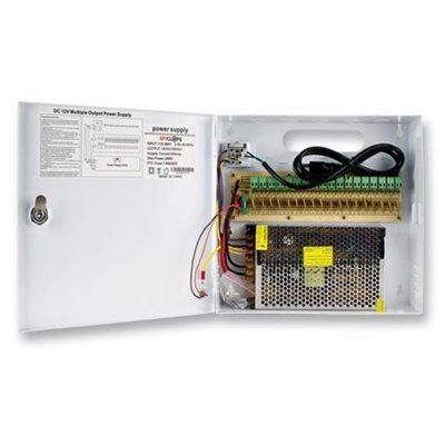Spyclops 18-Way Power Distribution Box (20 Amp)