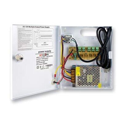 Spyclops 5-Way Power Distribution Box (5 Amp)