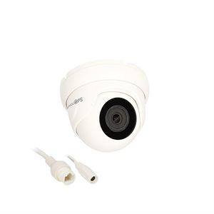 Spyclops Mini Dome Camera 2.8 POE 5MP (white)