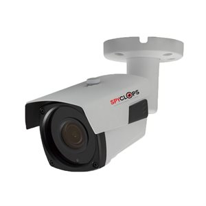 Spyclops MANUAL VARIFCOAL IP BULLET CAMERA(white)