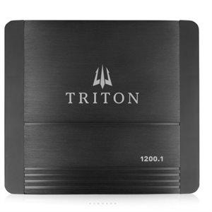 Triton Audio 1x1200W Mono Class D Amplifier, 1-Ohm