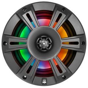 "Triton Audio 6.5"" 2Way Coaxial Marine Speaker (black grille)"