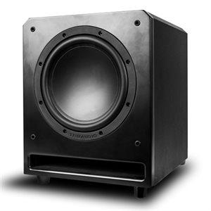 "TruAudio SS Series 8"" 100W Powered Slot Subwoofer"