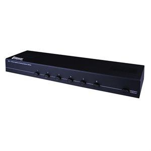 Vanco Six Pair Stereo Speaker Selector Box