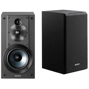 Sony 3-Way Bookshelf Speakers