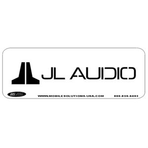 Mobile Solutions JL Audio Smart Fill Template