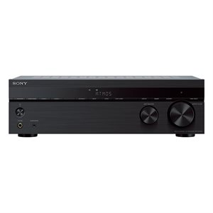 Sony 7.2 Channel 4K A / V Receiver with Bluetooth