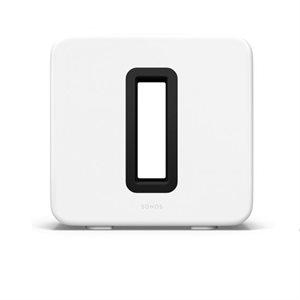 Sonos SUB Gen 3 Wireless Subwoofer (White)
