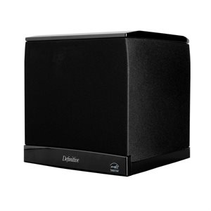"""Def Tech 8"""" Powered Subwoofer w / 1200W Amp"""