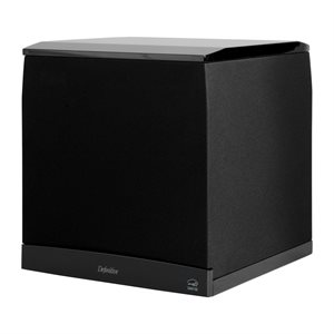 """Def Tech 11"""" Powered Subwoofer w / 1500W Amp"""