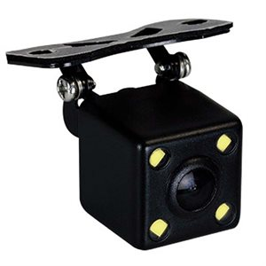 iBeam Small Square Camera with LEDs, Active Parking Lines