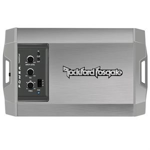 Rockford Power Marine 400W Class-AD 2 Channel Amplifier