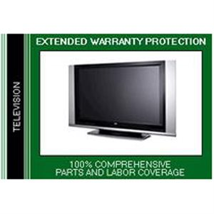 CPS 2 Year Television Warranty - Under $3,500 (com+in home)