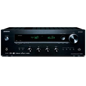 Onkyo 2 Channel Network Stereo Receiver w / HDMI, Wi-Fi & BT
