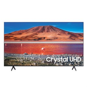 "Samsung 43"" 4K Smart LED Ultra HDTV w /  HDR"