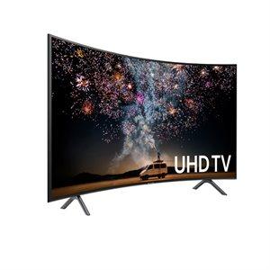 "Samsung 55"" 4K Smart Curved LED Ultra HDTV w /  HDR"