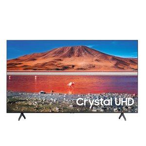 "Samsung 70"" 4K Smart LED Ultra HDTV w /  HDR"