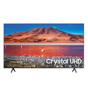 "Samsung 75"" 4K Smart LED Ultra HDTV w /  HDR"