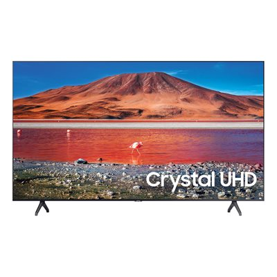 "Samsung 82"" 4K Smart LED Ultra HDTV w /  HDR"
