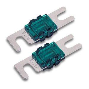 T-Spec v8 60 Amps Nickel-Plated Mini ANL Fuses (10 pk)