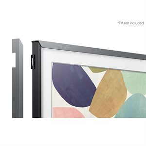 "Samsung 32"" Customizable Frame for 2020 Frame TV (Platinum)"