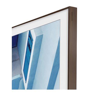 "Samsung 43"" Customizable Frame for 2020 Frame TV (brown)"