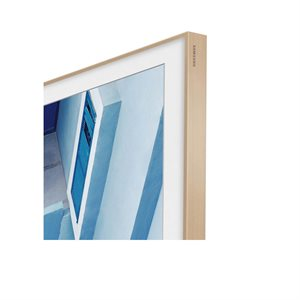 "Samsung 50"" Customizable Frame for 2020 Frame TV (beige)"