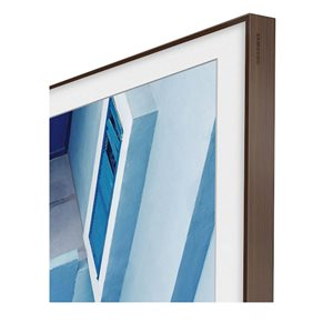 "Samsung 50"" Customizable Frame for 2020 Frame TV (brown)"